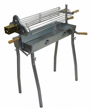 Fischgrill Holzkohlegrill 70 ECO II