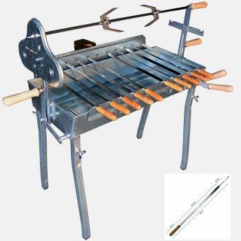 mangal grill mit elektromotor online kaufen spiess holzkohlegrills. Black Bedroom Furniture Sets. Home Design Ideas