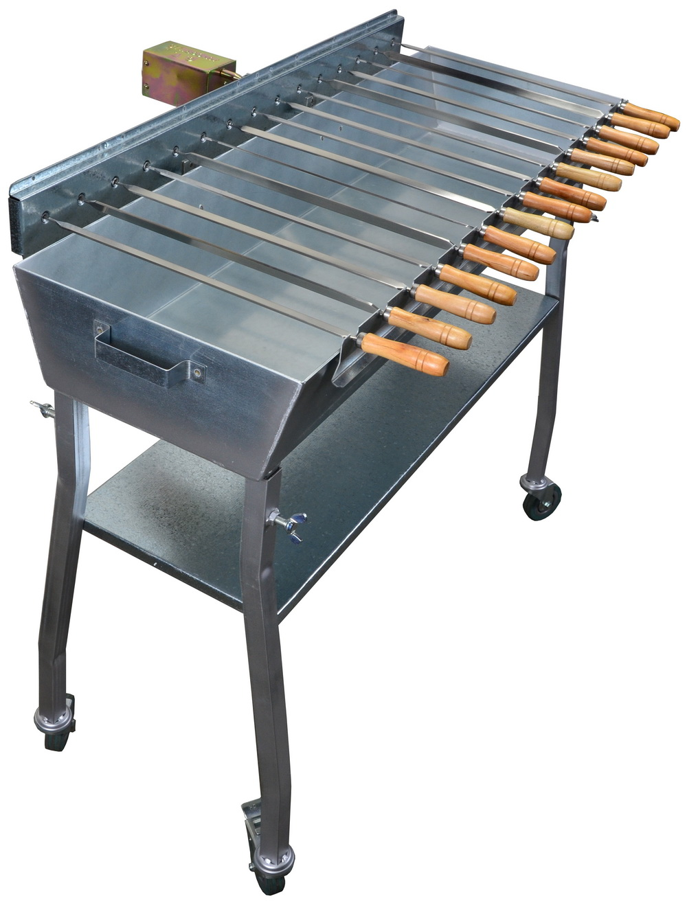 Mangal Rotisserie BBQ 90 - buy BBQ Grills online in Germany